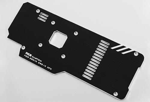 A280_290/X XFX Back plate Black